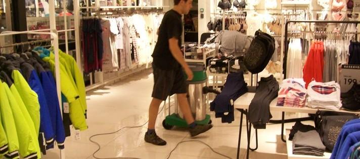 Čištění podlah a jejich voskování Praha